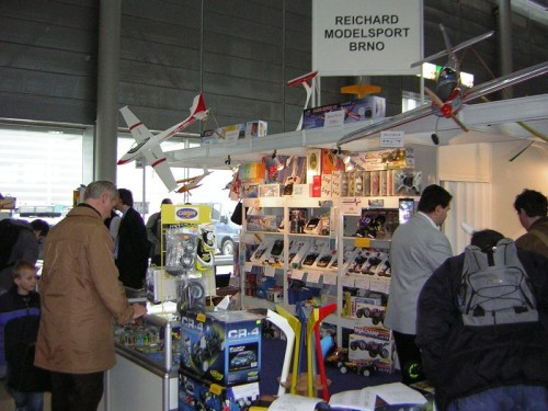 Modely Brno 2006-06