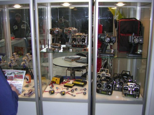 Modely Brno 2006-18