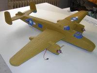 B-25 Mitchell dokončený a zalietaný