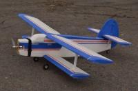Prízemné lety s AN-2